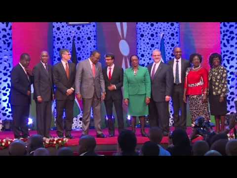 The Generation Initiative Kenya Graduation - Leadership Chat