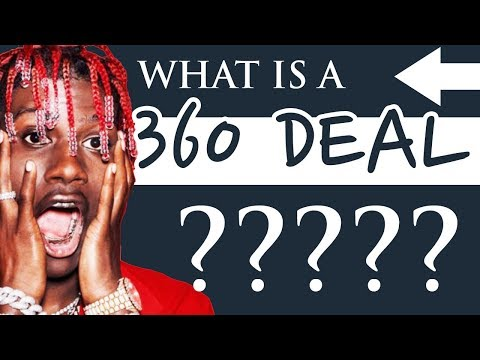 What Is A 360 Deal??? (Music Business Advice For Independent Artists)