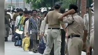 Сотни индийских рыбаков освобождены из пакистанских тюрем