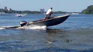 Чемпионат Украины по водно-моторному спорту. Днепр 2018 | Ukraine motor-boating sport. Dnepr 2018