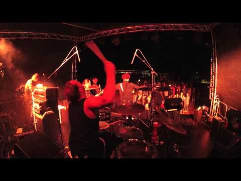 Major Parkinson live @ Velure Rock Festival 2014