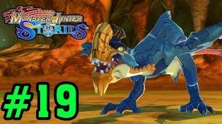 👹SĂN TRỨNG RỒNG ĐỘC TỐ | Monster Hunter Stories [19]| Top Game Giống Pokemon Android, Ios