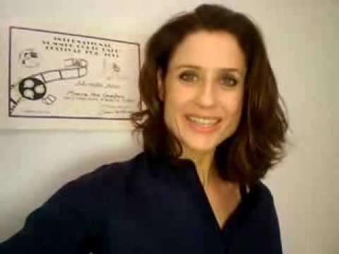 Premio miglior attrice Mònica Van Campen International Summer Corto Cafè Festival 2013