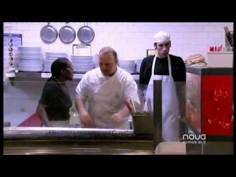 Pesadilla en la cocina 1x06 Sebastians