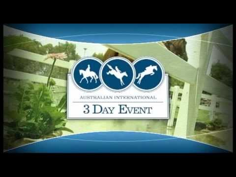 2011 ADELAIDE INTERNATIONAL 3 DAY EQUESTRIAN EVENT PROMO