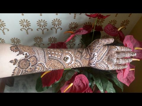 Ramazan Eid Special Bridal Henna Designs 11 Kak Pozdravit S Dnem