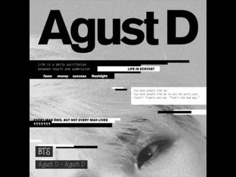Agust D Suga Agust D Full Mixtape Download Link Youtube