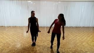 Latin Cardio Dance Class Part Four