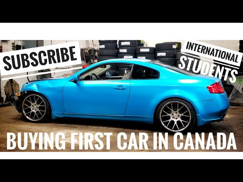 buying-first-car-in-canada-|-international-students-|-vlog#11