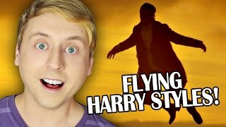HARRY STYLES - SIGN OF THE TIMES - REACTION