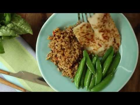 How to Make Broiled Tilapia Parmesan | Fish Recipes | Allrecipes.com