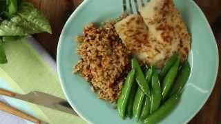Fish Recipes - How To Make Broiled Tilapia Parmesan