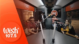 """CHNDTR performs """"Maw!"""" LIVE on Wish 107.5 Bus"""