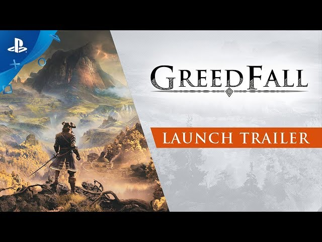 GreedFall - Launch Trailer | PS4