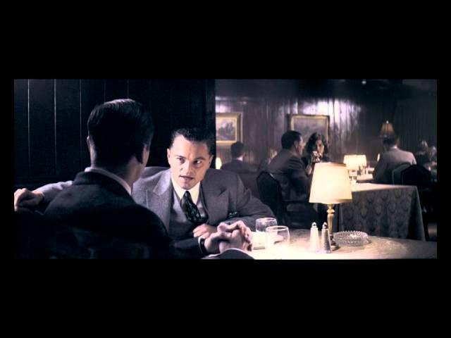 Дж. Эдгар (J. Edgar) — дублированный трейлер