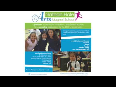 Nathan Hale Arts Magnet School is Now Accepting Students for 2015-16