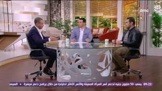 8 الصبح - هيثم البدويهي يحكي تفاصيل تجربة فى الحصول على قرض فى المشروعات الصغيرة للبنك المركزي