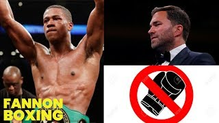 "PATRICK DAY'S PASSING HAS ""EXPERTS"" CALLING FOR BAN ON BOXING...EDDIE HEARN SAYS ""NO ONE TO BLAME"""