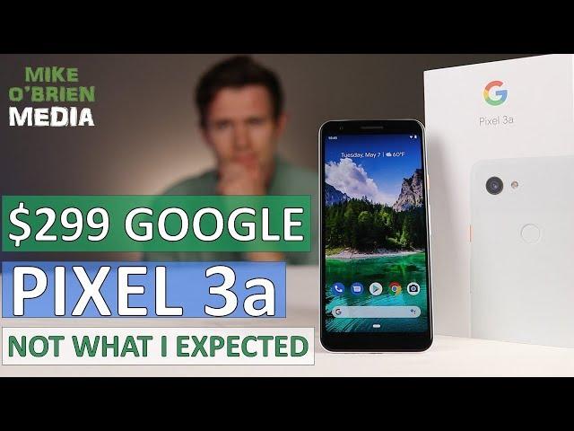 NEW GOOGLE PIXEL 3a [In-depth Honest Review]