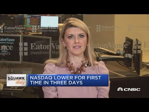 Tech stock-specific stories matter again, says Eaton Vance's Barton