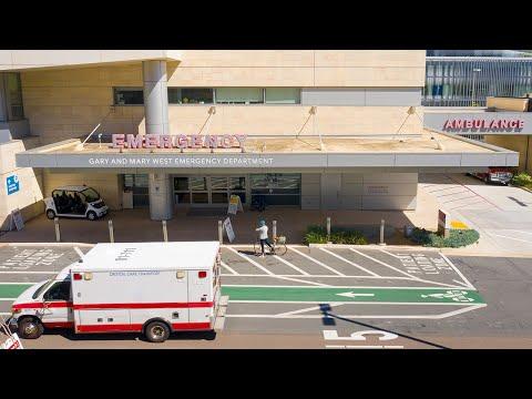 California's First Senior Emergency Care Unit