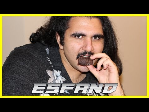 Esfand needs a womans touch - YouTube