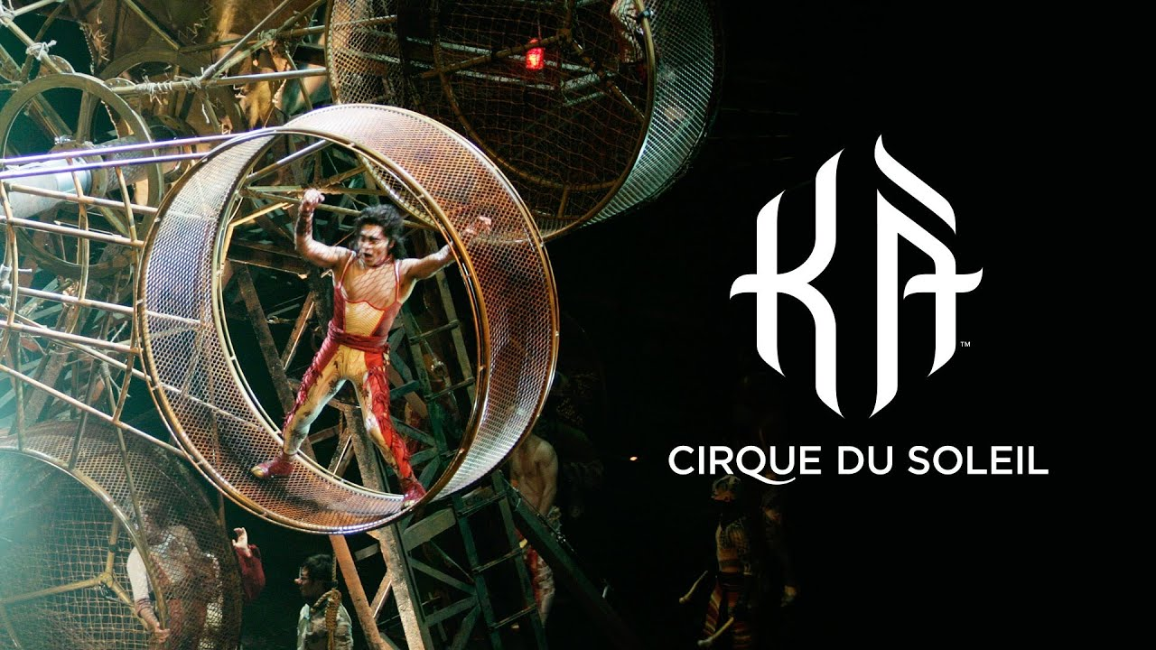 KÀ from Cirque du Soleil - Official Preview