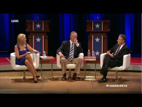 O'Reilly vs Stewart debate