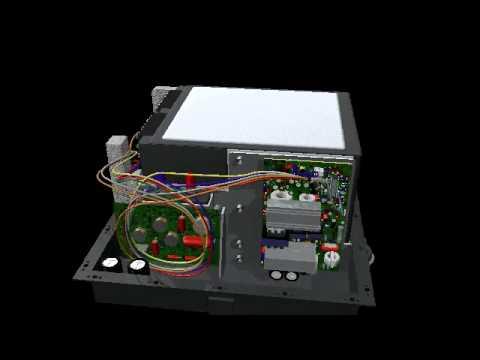 Animation Lithium-Ionen-Akku, Der Energiespeicher des Wind Explorers