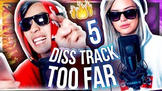Top 5 Most SAVAGE DISS TRACKS!!(Its EveryNight Sis, RICEGUM, Jake Paul