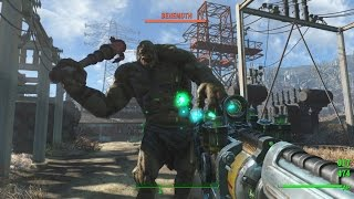 Fallout 4 New Gameplay E3 2015 (PC/PS4/XBOX ONE)