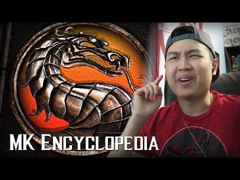Mortal Kombat: Book of Remembrance/Encyclopedia Trailer! [REACTION & BIG GIVEAWAY]