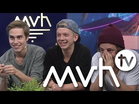 I Just Want To Be Cool - MVH Talkshow: Hela programmet