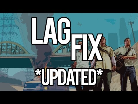 How to Fix GTA V PC Lag/Stuttering and Increase FPS (UPDATED) - YouTube