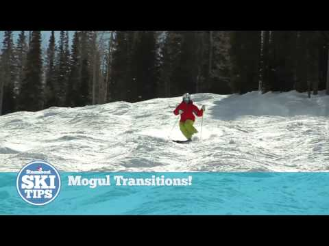 How to Ski Moguls - Turn Transitions - Steamboat Ski Resort Olympian Nelson Carmichael