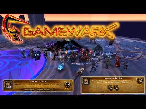 WoW - GameWark / NH Gul'dan MM - Warrior Fury PoV