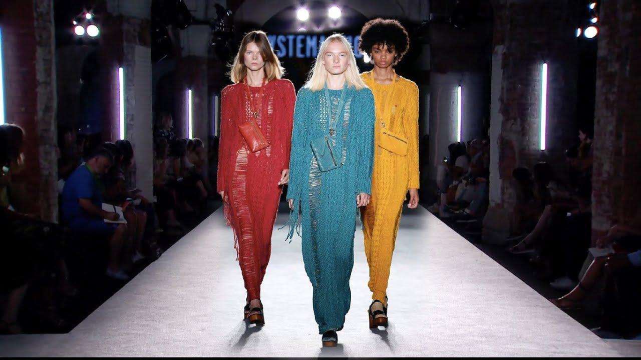 System Action | Spring/Summer 2019 | 080 Barcelona Fashion
