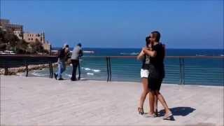 Ivan and Jenny - Impro - Bollebof (Eder Vieira) - Alina