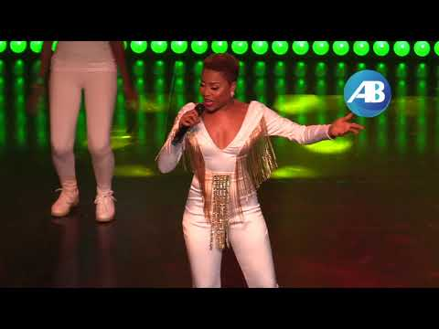 Watch how MzVee, Efya, Adina & Akosua Agyapong performed Ebony's songs