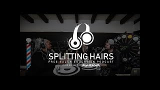Splitting Hairs Podcast Season 3 003 - Topics: 4 Hair Color Trends for 2018