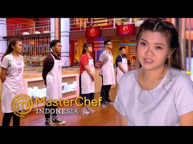 MASTERCHEF INDONESIA - Nindy Tak Yakin Lolos di Challenge Ini | TOP 5