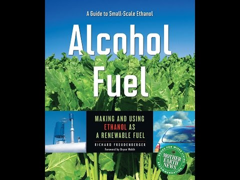 Alcohol Fuel Production with Richard Freudenberger at Mother Earth News Fair WNC