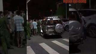 [Độc quyền] Video clip bắt nhóm phụ nữ giết người, xác đổ bê tông ở Bình Dương
