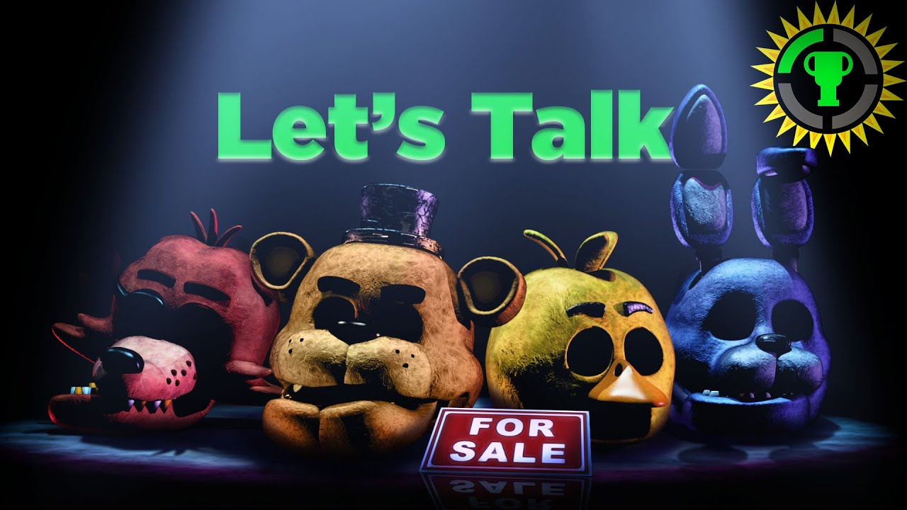 Game Theory: We Need To Talk About FNAF