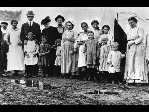 104th Anniversary of the Ludlow Massacre