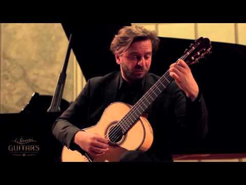 Marcin Dylla plays Prelude No. 1 by Heitor Villa-Lobos