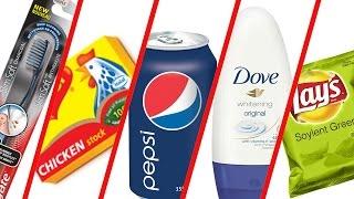 أكثر 10 منتجات مبيعاً فى العالم