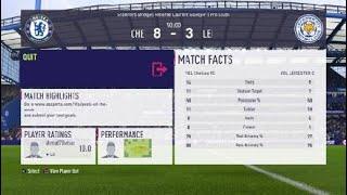 Chelsea vs Leicester