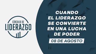 Cuando el liderazgo se convierte en una lucha de poder. | CDL | Pastor Gonzalo Chamorro