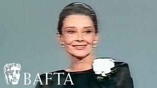 Audrey Hepburn's acceptance speech in 1992